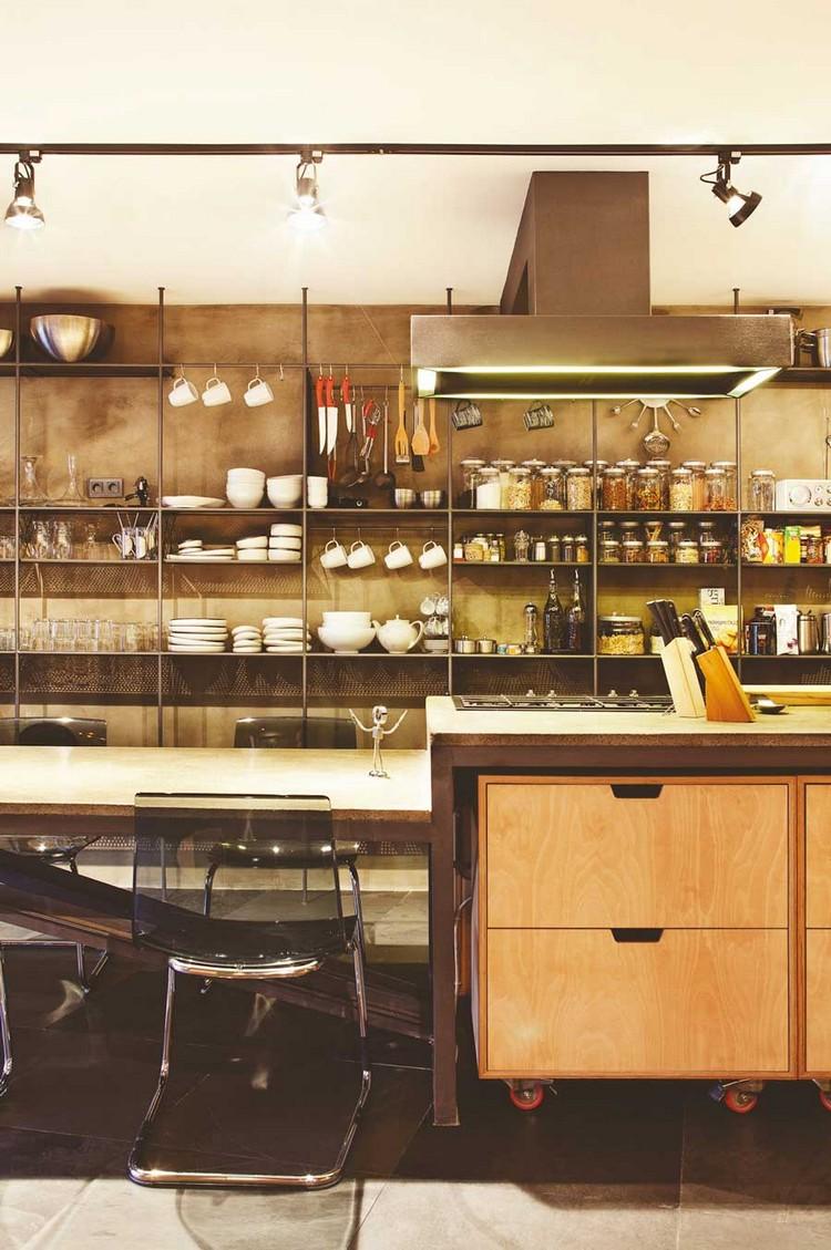 industrial kitchen ideas (5)