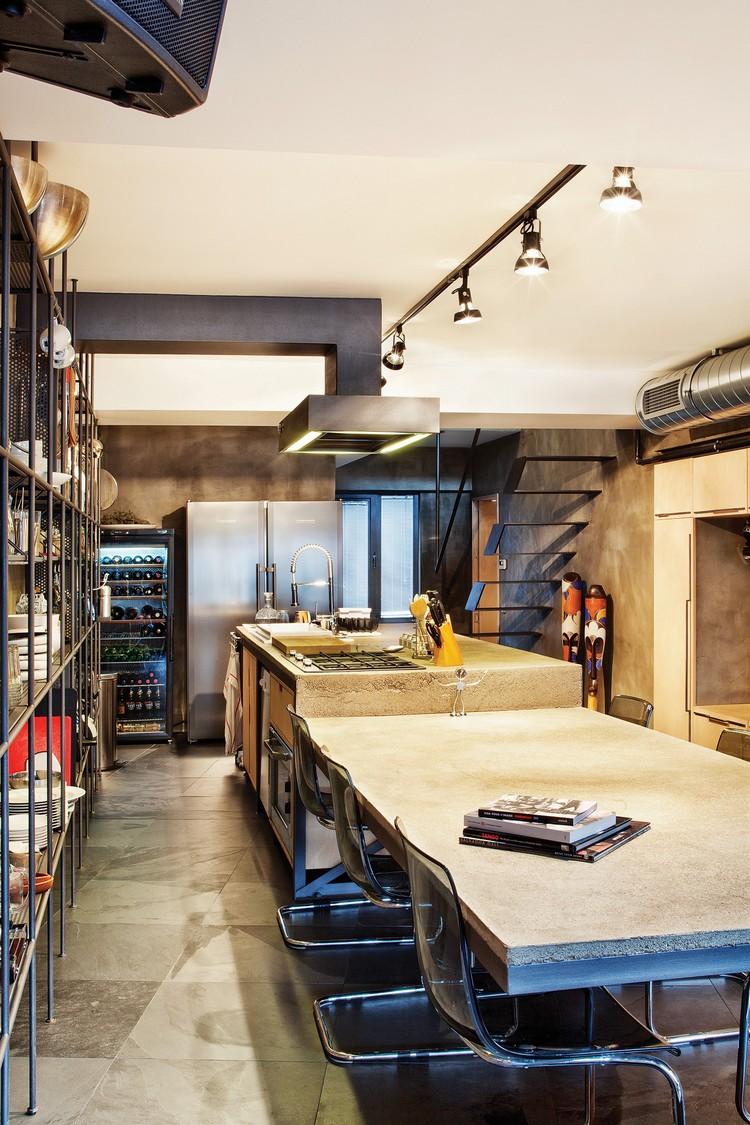 industrial kitchen ideas (6)