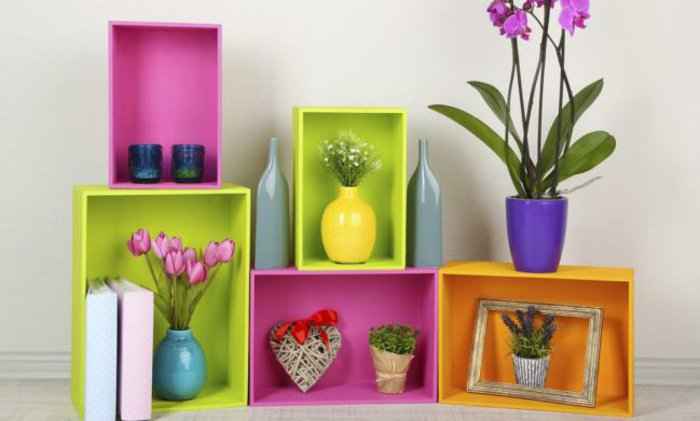 Decorating spring ideas (2)