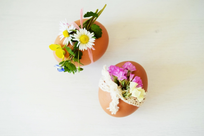 Diy Easter decoration ideas with Easter eggs1