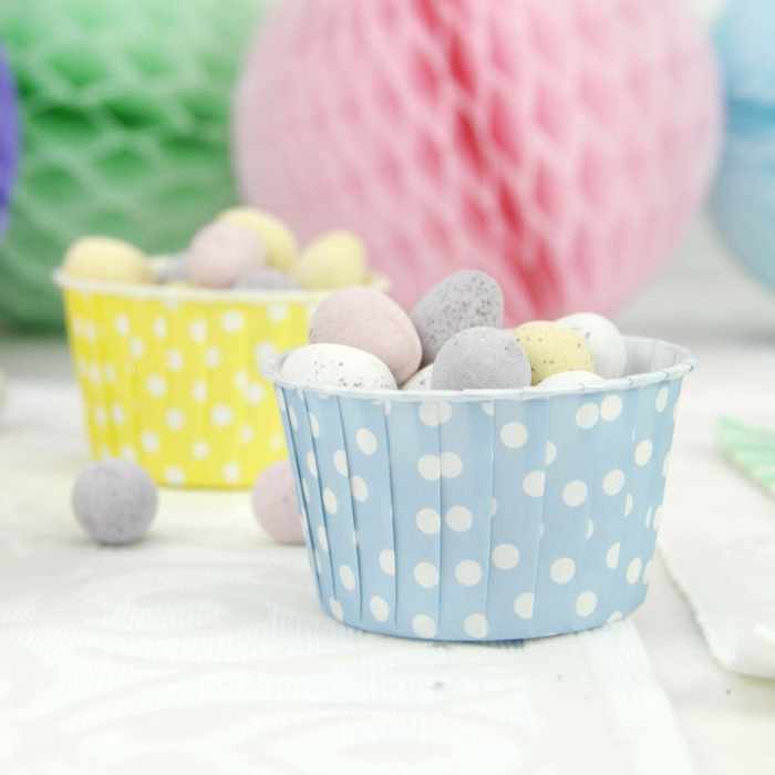 Diy Easter decoration ideas with Easter eggs16