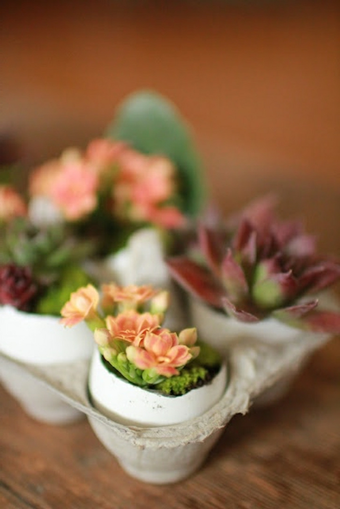 Diy Easter decoration ideas with Easter eggs19