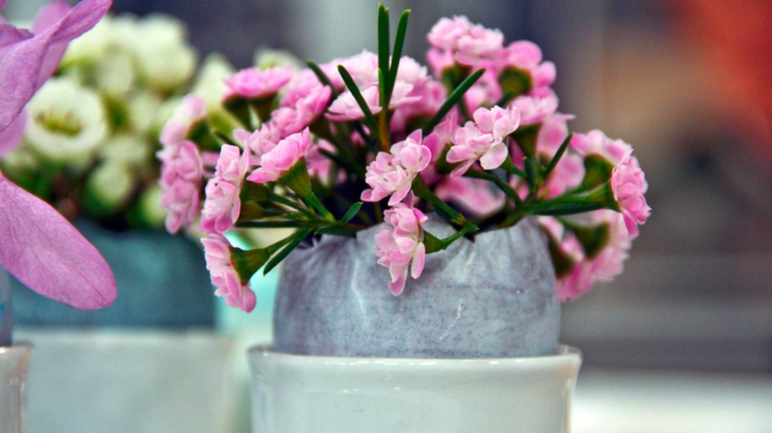 Diy Easter decoration ideas with Easter eggs32