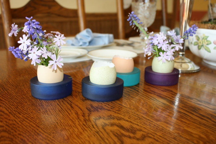 Diy Easter decoration ideas with Easter eggs41