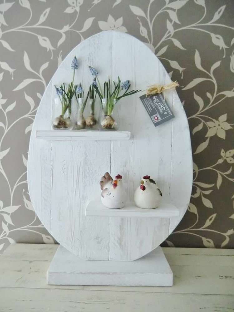 Easter decorations made of wood24