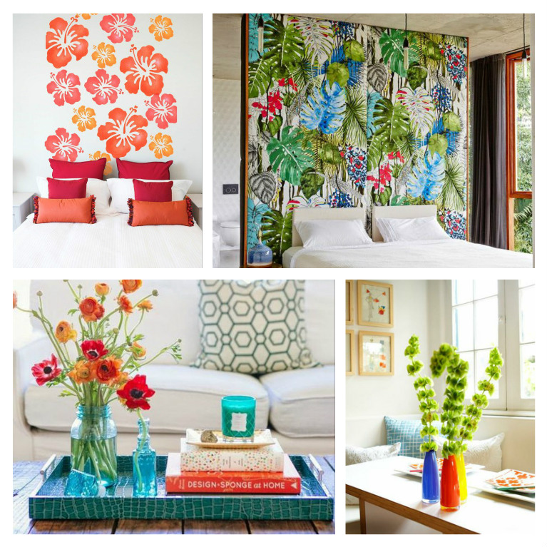 Spring Design Ideas: Bright, Colorful And Cheerful