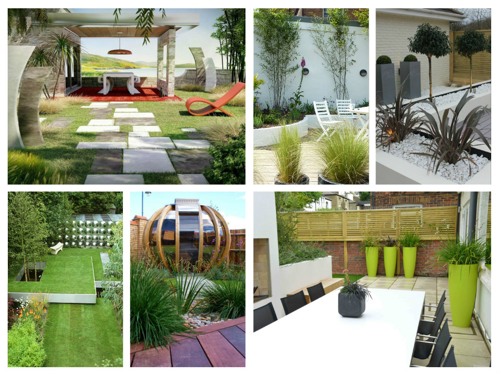 Deco Garden design - 48 modern gardens for inspiration | My desired home