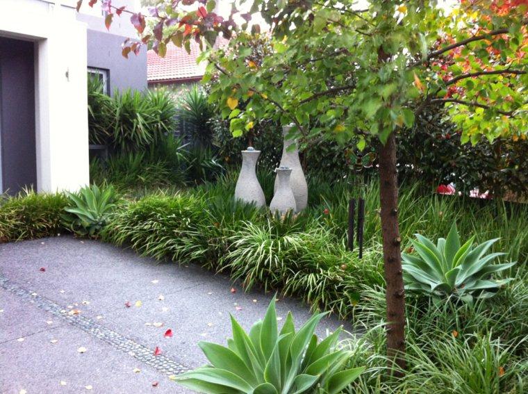 Deco garden design 48 modern gardens for inspiration for Landscape design courses adelaide