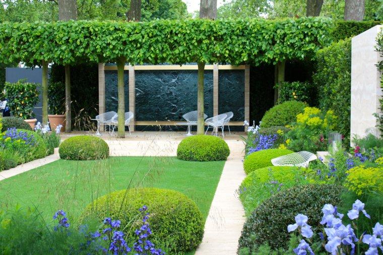 modern garden ideas36