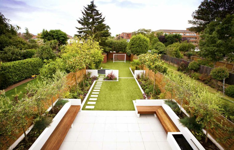 Deco Garden design 48 modern gardens for inspiration My