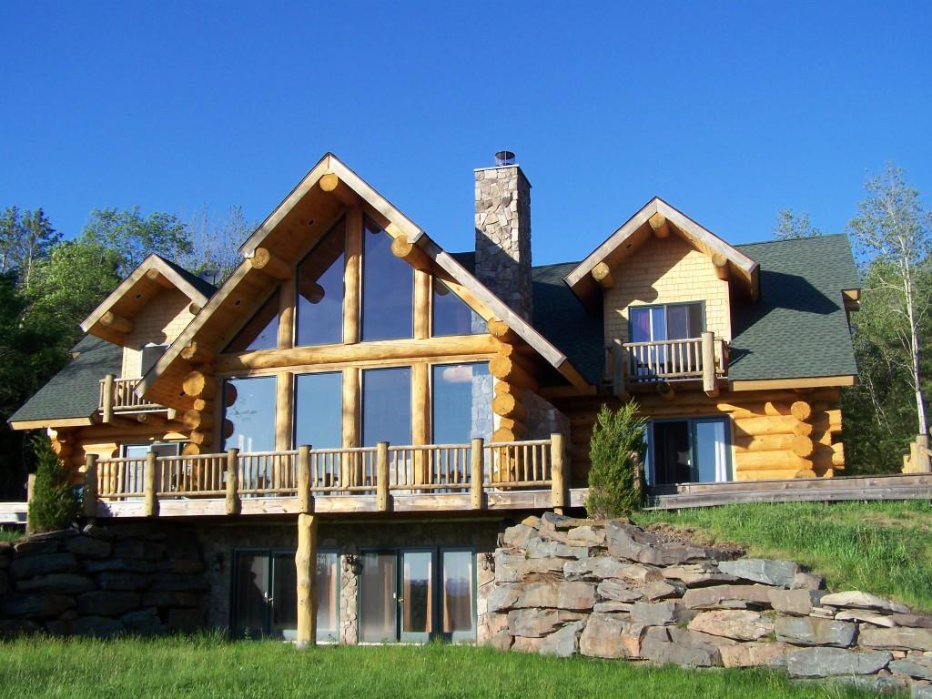 Rustic houses13
