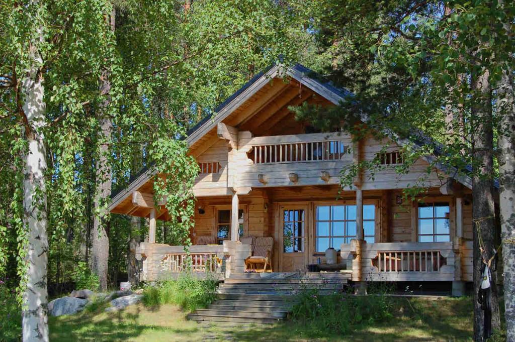 Rustic houses21