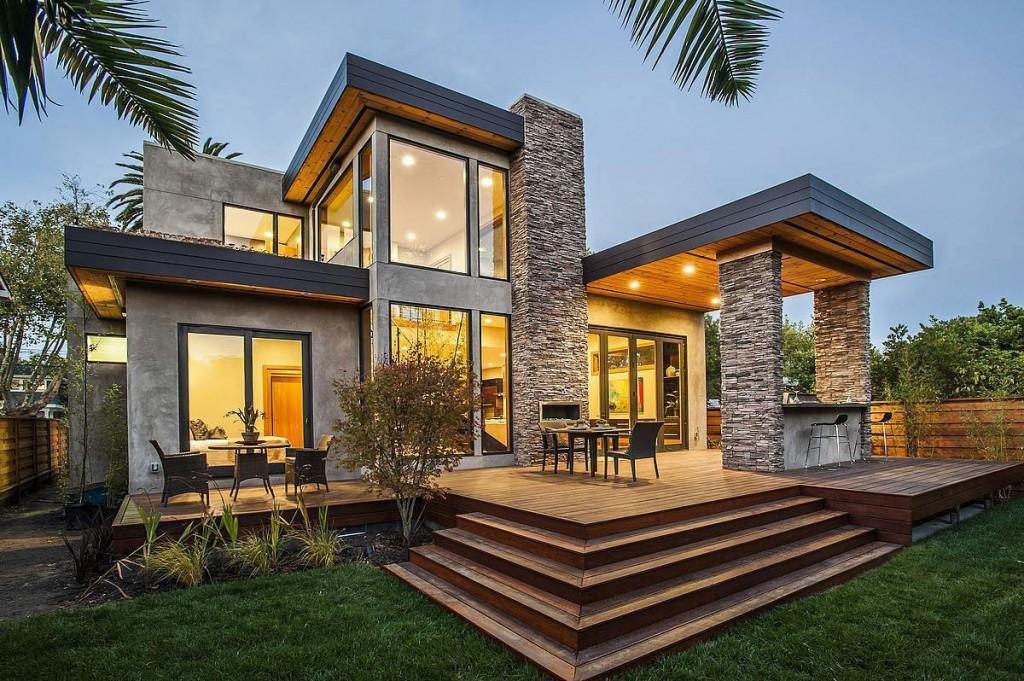 Rustic houses38
