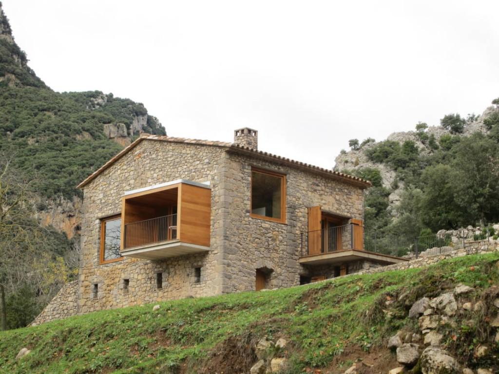 Rustic houses44