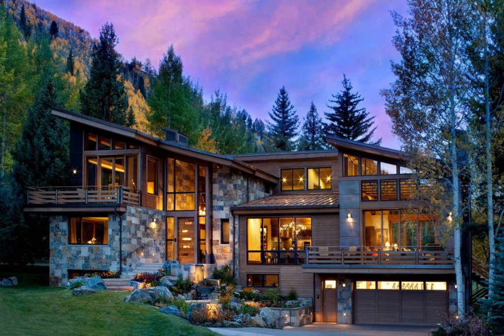 Rustic houses49
