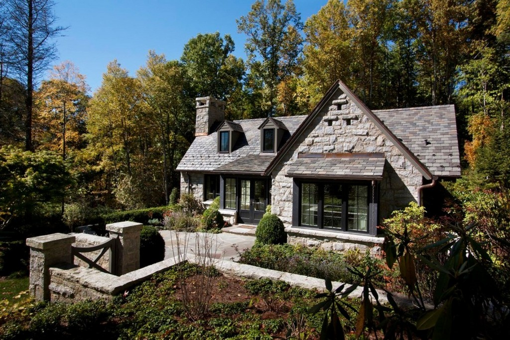 60+ Rustic houses - beautiful inspirations with images