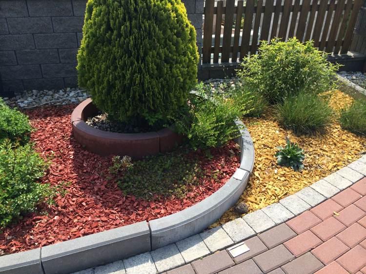 Concrete garden jardinières (11)