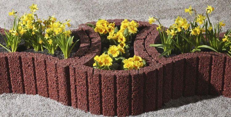 Concrete garden jardinières (10)