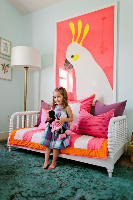 Mini Children's bed ideas17