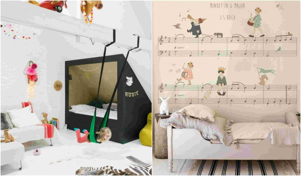 Mini Children's bed ideas