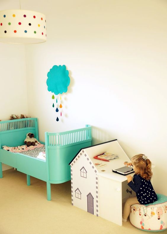 Mini Children's bed ideas21