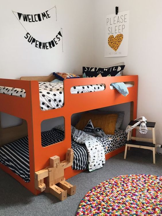 Mini Children's bed ideas22