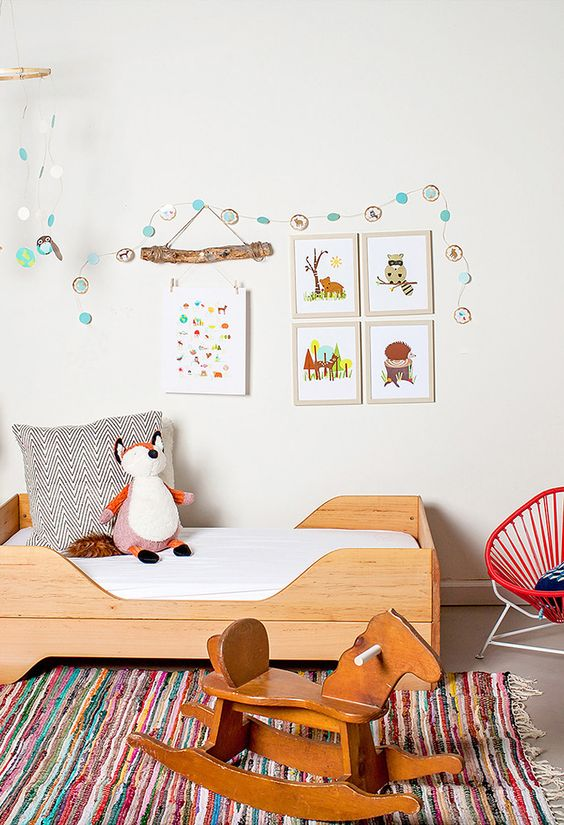 Mini Children's bed ideas25