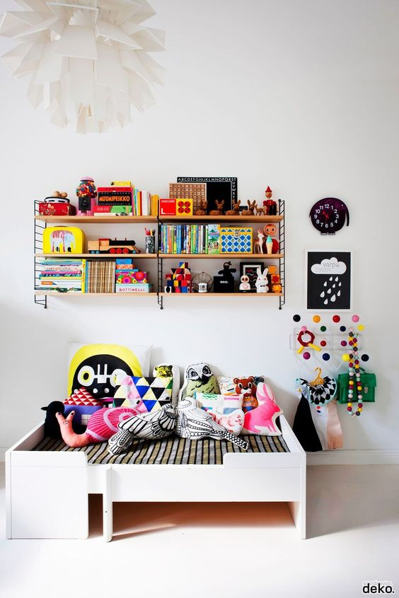 Mini Children's bed ideas27