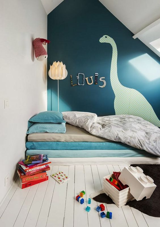 Mini Children's bed ideas28