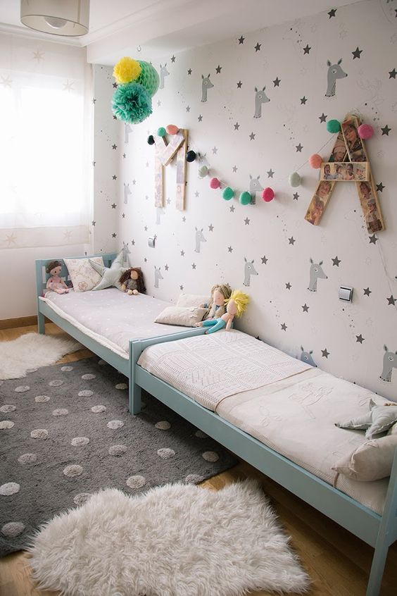 Mini Children's bed ideas30
