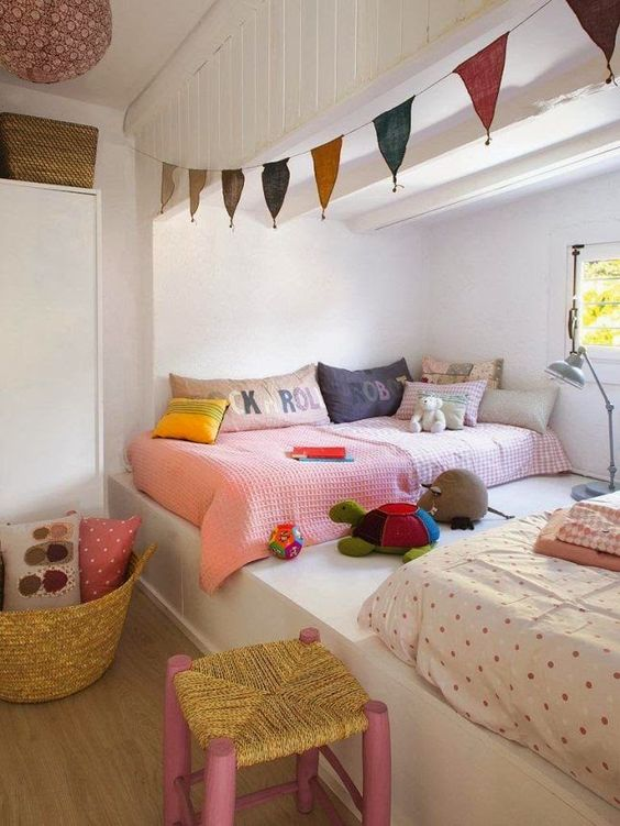 Mini Children's bed ideas31