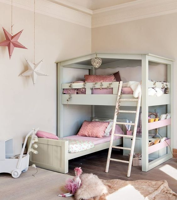 Mini Children's bed ideas32