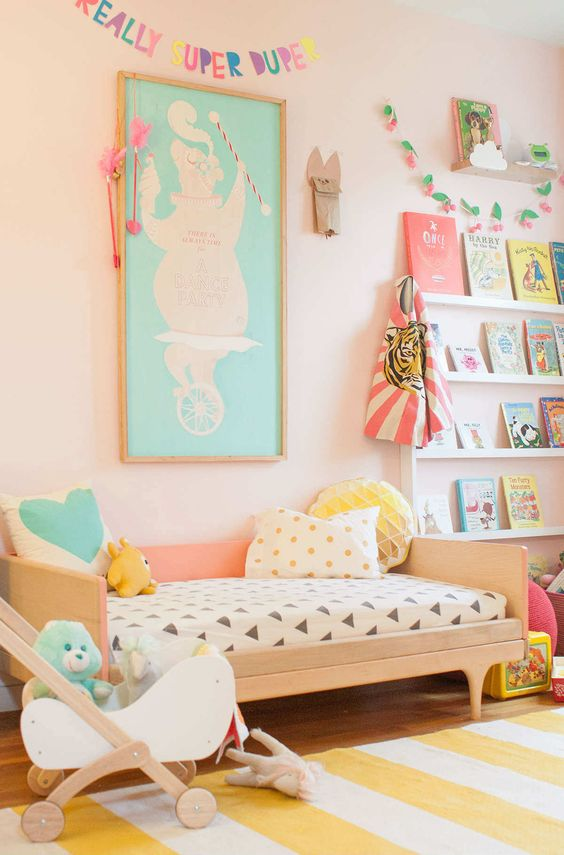 Mini Children's bed ideas33