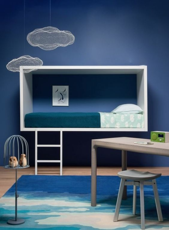 Mini Children's bed ideas34