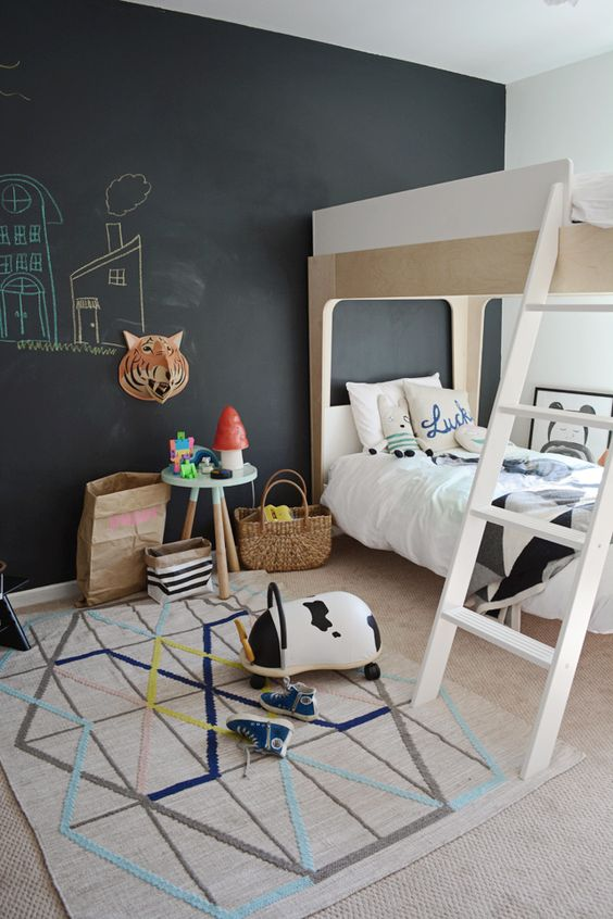 Mini Children's bed ideas36