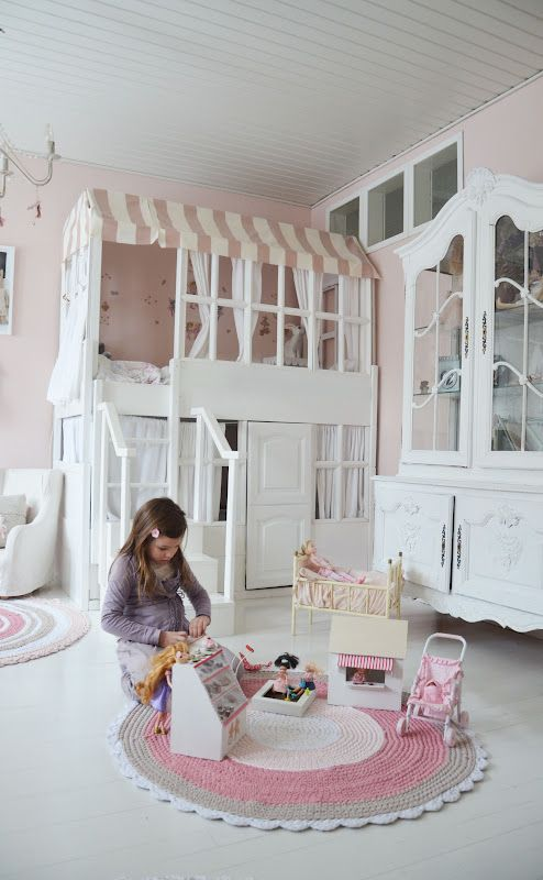Mini Children's bed ideas38