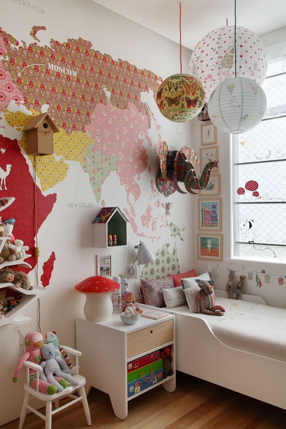 Mini Children's bed ideas39