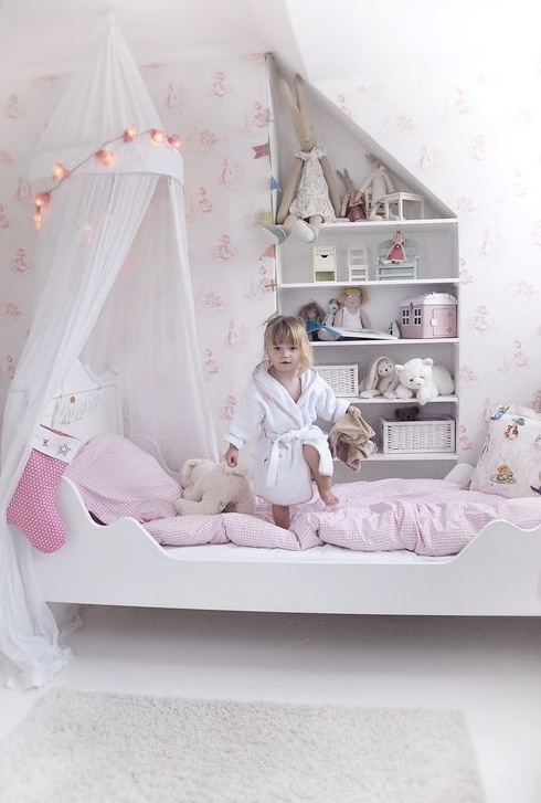 Mini Children's bed ideas40