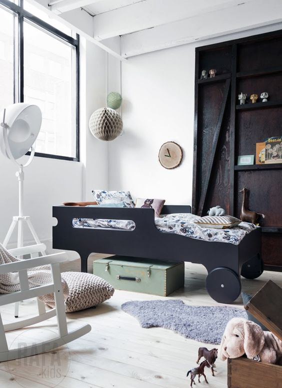 Mini Children's bed ideas5