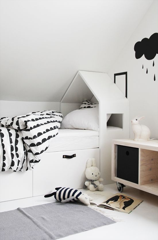 Mini Children's bed ideas9