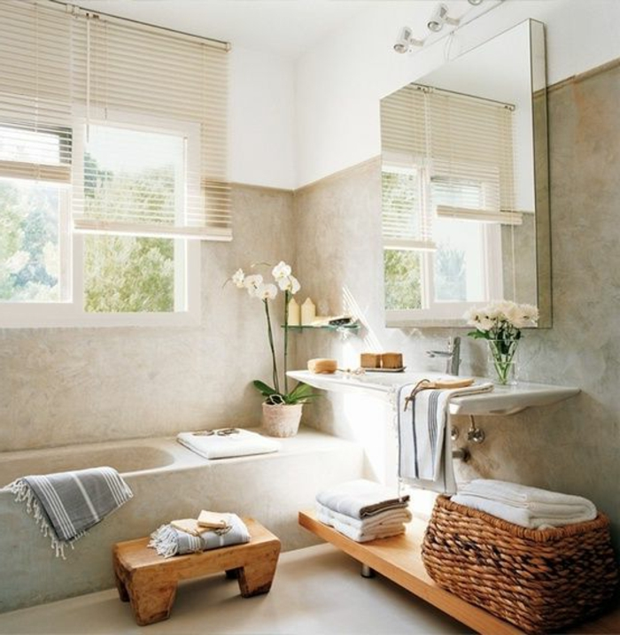 Zen bathroom ideas22