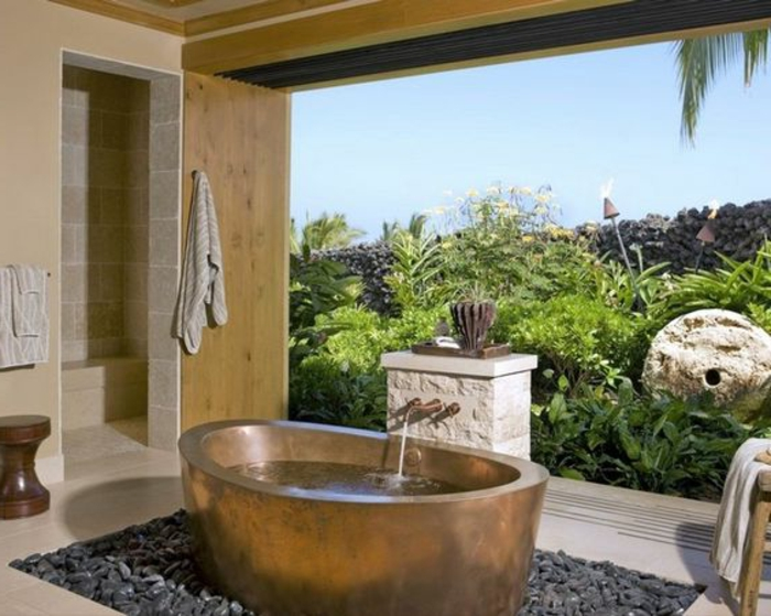 Zen bathroom ideas26