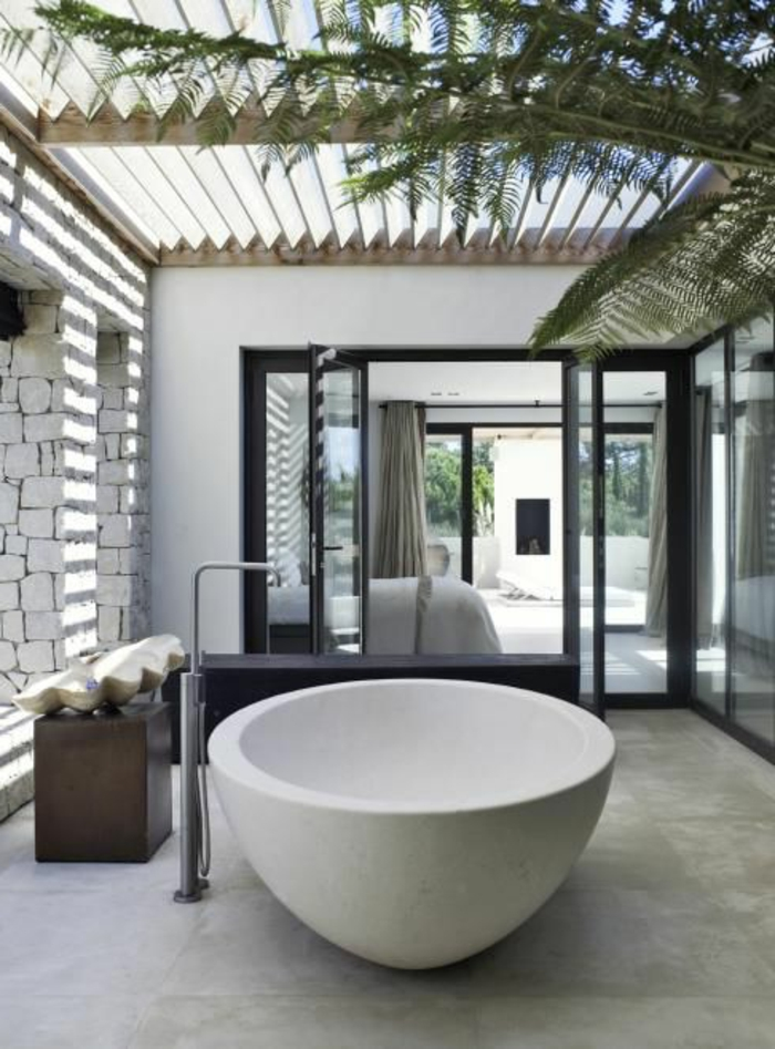 Zen bathroom ideas28