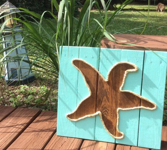 wooden exterior decoratives for summer3