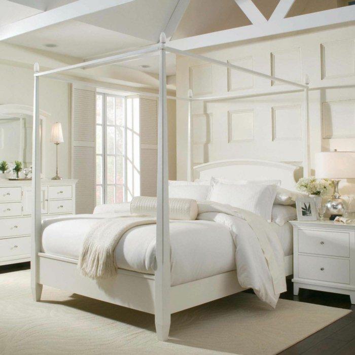 White bedroom ideas17