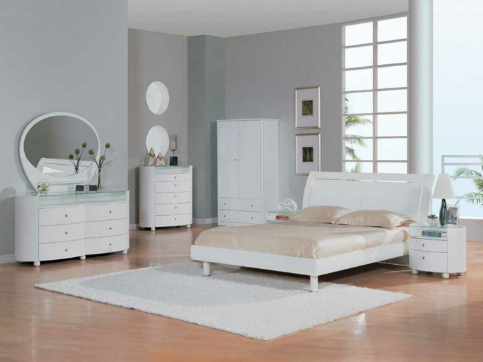 White bedroom ideas23