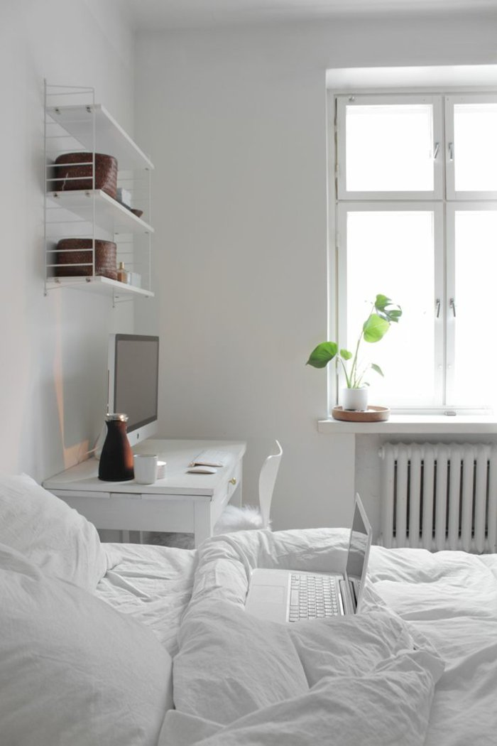 White bedroom ideas44