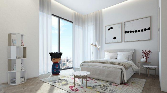 White bedroom ideas8