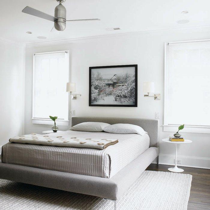 White bedroom ideas9
