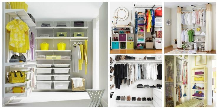 45 Small dressing rooms ideas maximum comfort and minimum space